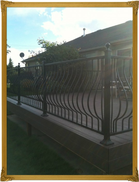 Steel Amp Iron Western Fence Co