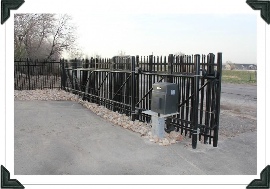 Automated Gates Western Fence Co