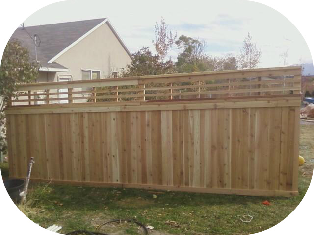 Wood Western Fence Co