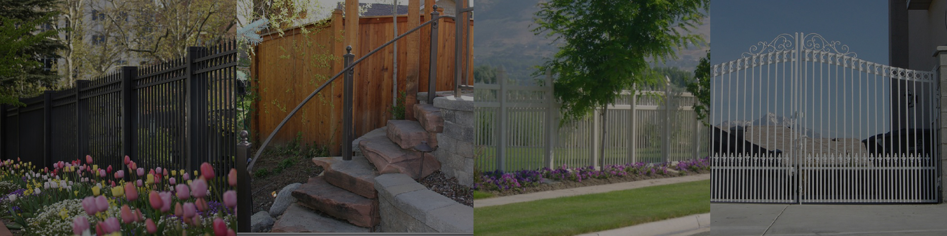 Vinyl Fence Products Utah Trex Composite Fencing Utah S